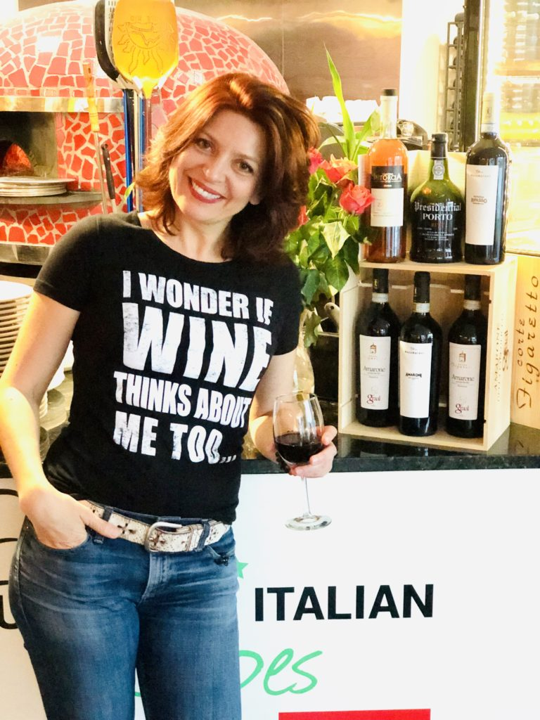 50% OFF bottle of wine at That's Amore in Boynton Beach